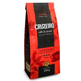 Café de Grano Molido Cruzeiro 250 GR