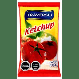 Ketchup Bolsa Traverso (5 x 1 KG)