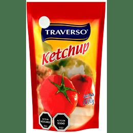 Ketchup Doypack Traverso (6 x 1 KG)