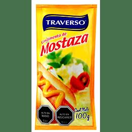 Mostaza Traverso (18 x 100 G)