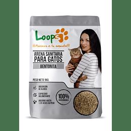 Arena Sanitaria para Gatos Loops Piedra (9 KG)