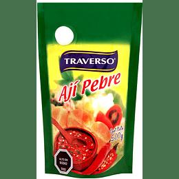 Ají Pebre Doypack Traverso (3 x 500 G)