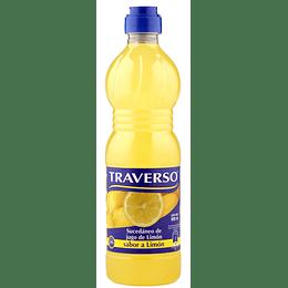 Jugo de Limón Traverso (6 x 500 ML)
