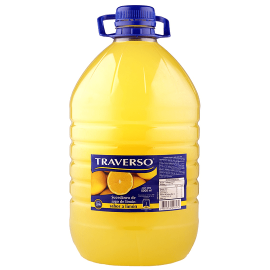 Jugo de Limón Traverso (2 x 5 LT)