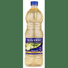 Vinagre Blanco Traverso (6 x 1 LT)