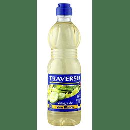Vinagre Blanco Traverso (6 x 500 ML)