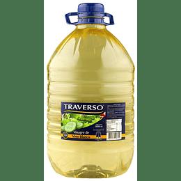Vinagre Blanco Traverso (2 x 5 LT)