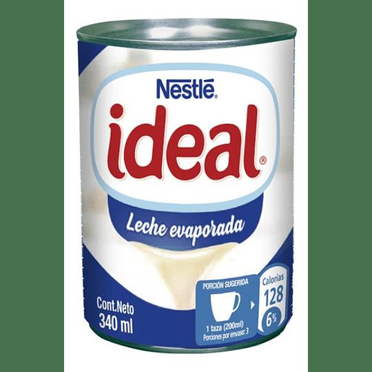 Leche Evaporada Ideal (12 x 340 ML)