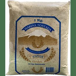 Harina Tostada Espiga (5 x 1 KG)