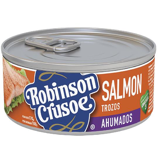 Salmón Robinson Crusoe (12 x 170 G)