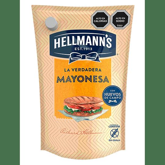 Mayonesa Hellmanns Doypack (6 x 744 G)