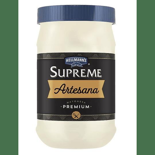 Mayonesa Hellmanns Supreme Artesana Premium (6 x 380 G)
