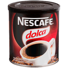 Nescafé Dolca (6 x 170 G)