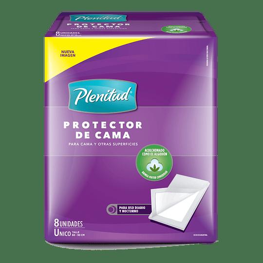Protector de Cama / Sabanilla Plenitud (4 x 8 UD)