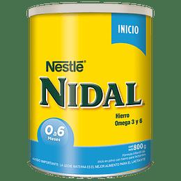 Leche Nidal Inicio 800 GR (0 - 6 meses)