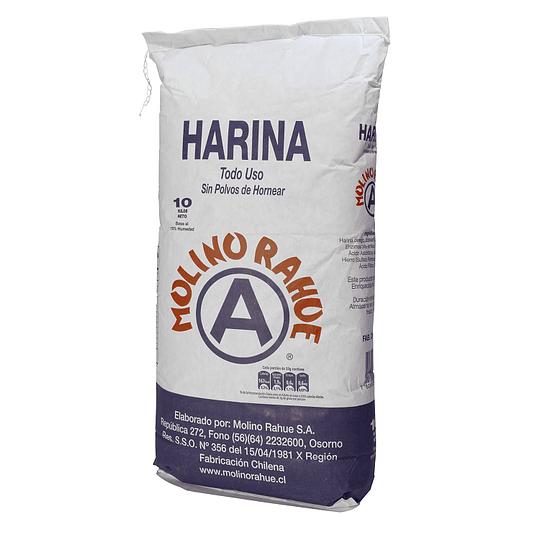 Harina Rahue Bolsa Papel 10 KG
