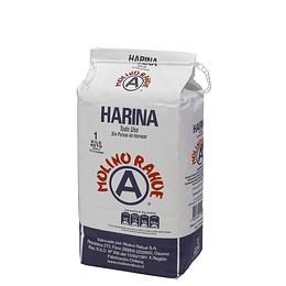 Harina Rahue Bolsa Papel (10 x 1 KG)