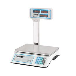Balanza Digital con Visor Aéreo 40 KG Ventus B40VA