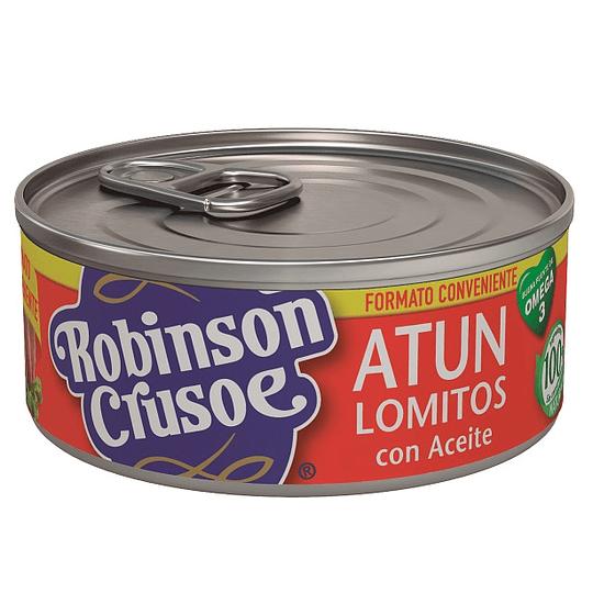 Atún Lomitos Robinson Crusoe (12 x 160 GR)