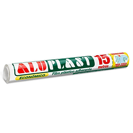 Alusa Plástica Aluplast 15 Metros
