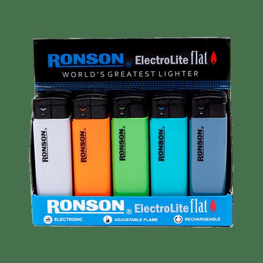 Encendedores Ronson Electrónicos 15UD