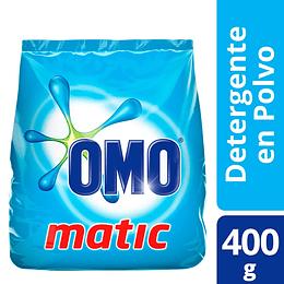 Detergente en Polvo Omo (15 x 400GR)