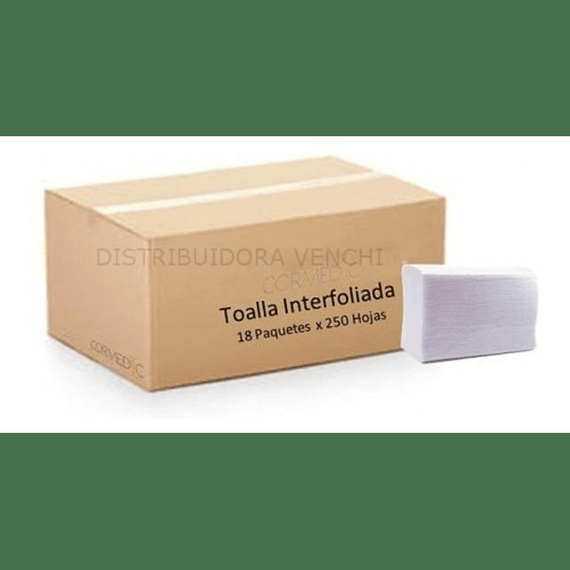 Toalla Interfoliada 18x250und