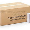 Toalla Interfoliada Caja 2500 H/S