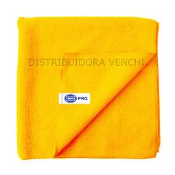 Paño Microfibra Amarillo