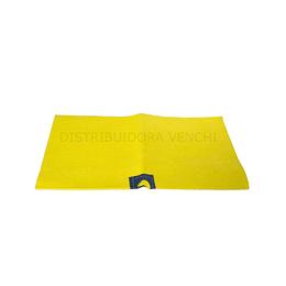 Paño Amarillo 50x60 Bolsa x12 und