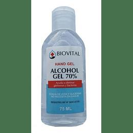 Alcohol Gel 75ml Caja 24 und