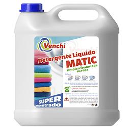 Detergente Liquido Matic 5L