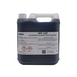 Amonio Cuaternario Concentrado 5 Litros