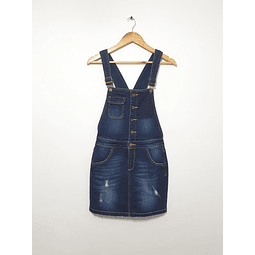 Jardinera de jeans DENIM COLLECTION