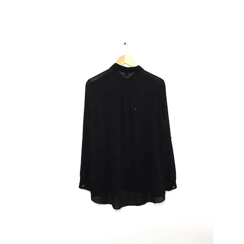Blusa negra ATMOSPHERE