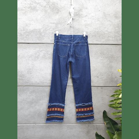 Mom Jeans flare STONE talla 40