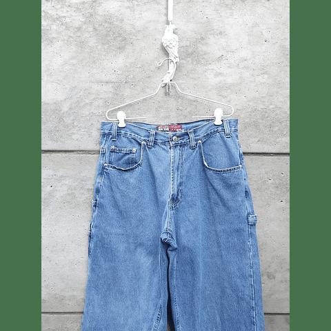 Mom Jeans carpenter OLD NAVY talla 46