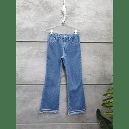 Mom Jeans flare MICHAEL talla 36