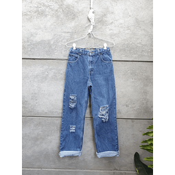 Mom Jeans vintage OLD NAVY talla 36