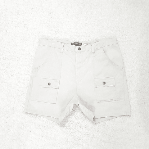 Short DAVID TAYLOR beige TALLA 46