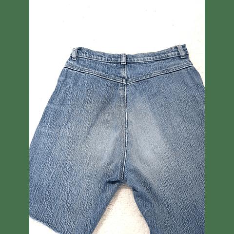 Short BLUE NOTES acid wash talla 36