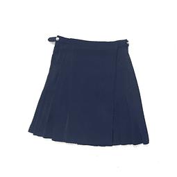 Falda tablea KENAR azul marino TALLA 34-36