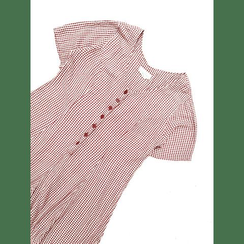 Enterito vintage EXPRESS rojo talla L
