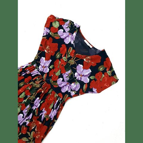 Vestido vintage LA CERA talla 2XL