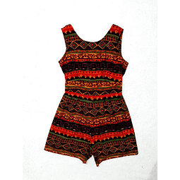 Enterito vintage KATTIE LEE talla M-L