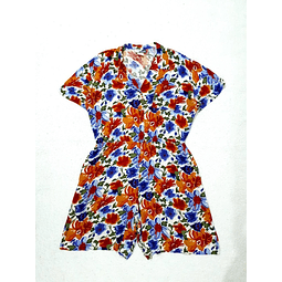 Enterito vintage SUNSHINE talla 2XL