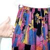 Pantalon de tela 90S talla L