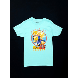 Polera DRAGON BALL Z talla S