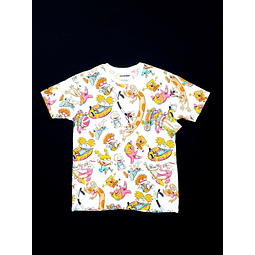 Polera NICKELODEON MIX I