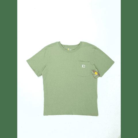 Polera CARHARTT verde 2XL